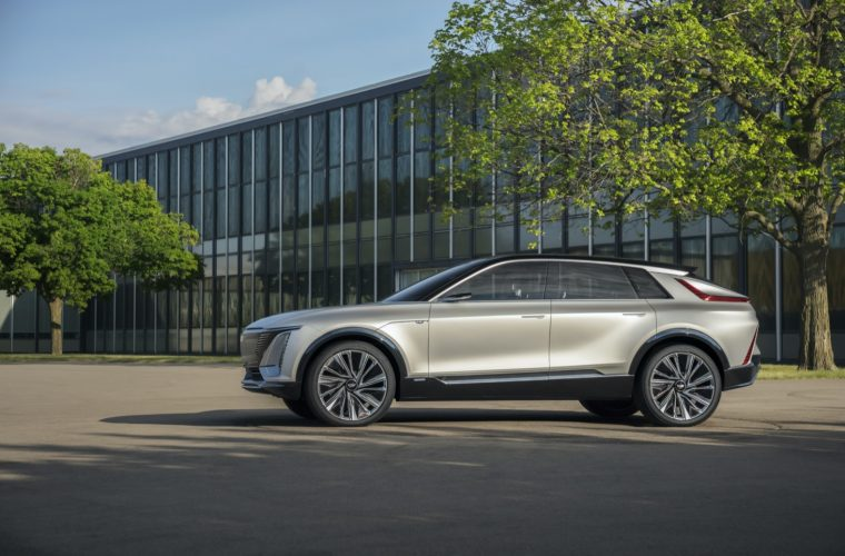 Cadillac Lyriq Won't Feature Front Trunk