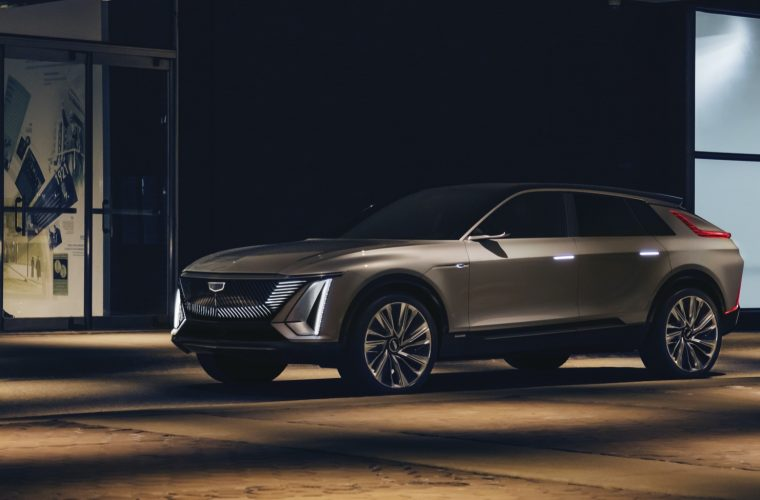 Cadillac Lyriq To Feature Epic Games Unreal Engine Graphics