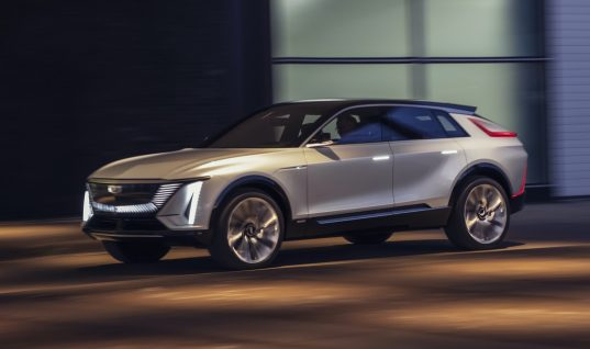 Cadillac Lyriq 'Verse I: Whole New Future' Clip Provides Insight Into EV: Video