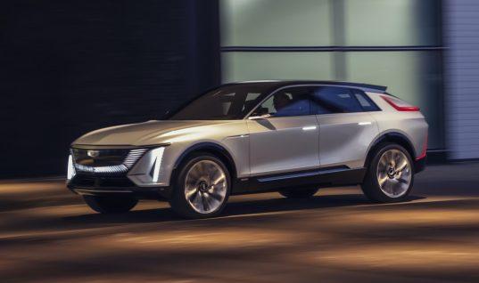Cadillac Lyriq 'Verse I: Whole New Future' Clip Provides Insight Into EV: Video