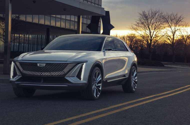 Cadillac Lyriq Set For Chinese Debut Later This Month