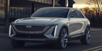 Cadillac Lyriq To Feature Augmented Reality HUD