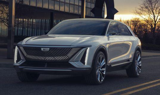 Cadillac Lyriq 'Verse III: No Excuses Performance' Clip Explores EV's Development: Video