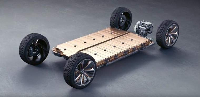 Cadillac Lyriq RWD configuration