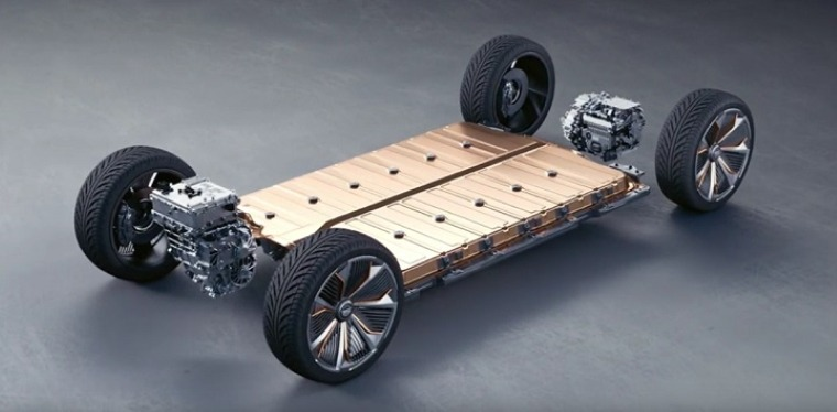 Cadillac Lyriq AWD configuration