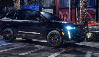 Cadillac XT6 Midnight Edition Hits The UAE
