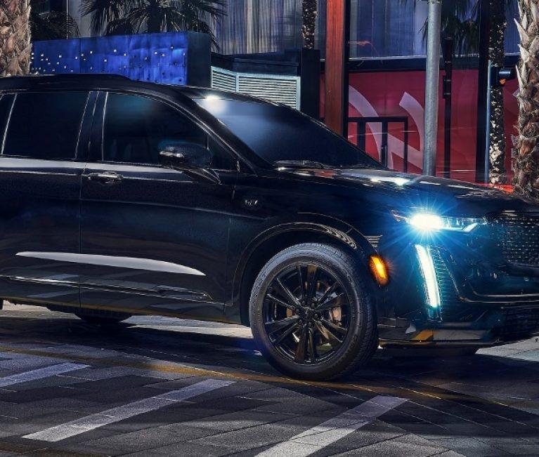 Cadillac XT6 Midnight Edition Hits The UAE
