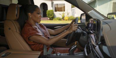 Regina King Is Cadillac's New Brand Ambassador: Video