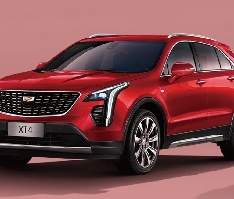 2021 Cadillac XT4 Launches New Face ID Biometric System In China