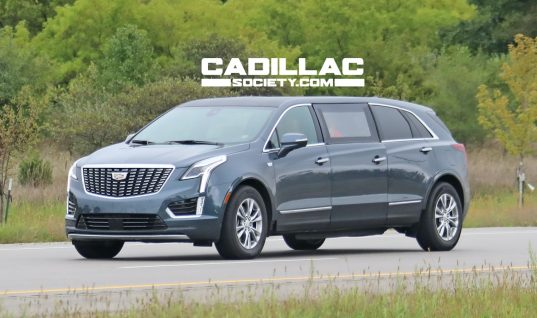 Cadillac XT5 Hearse Confirmed For 2021 Model Year