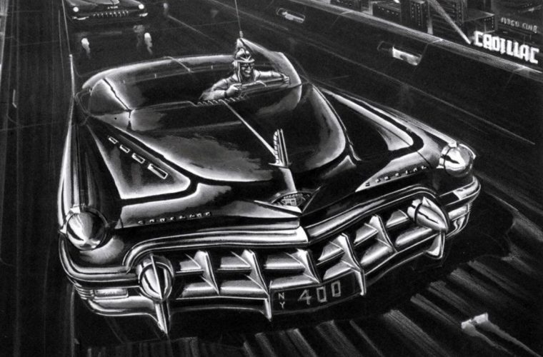 Check Out These Awesome Historic Cadillac Design Concepts