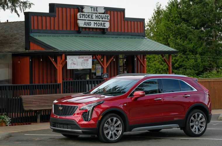 2022 Cadillac XT4 Will No Longer Offer These Three Exterior Colors