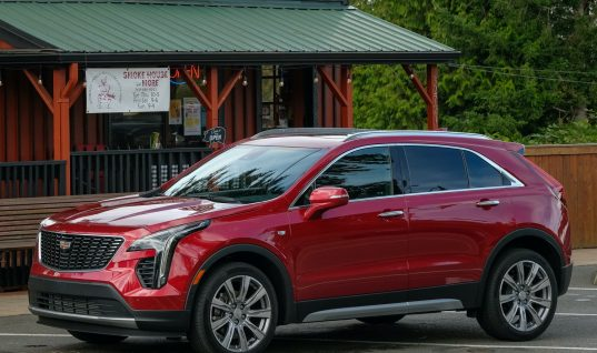 Cadillac XT4 Incentive Offers $4,000 Off In January 2021