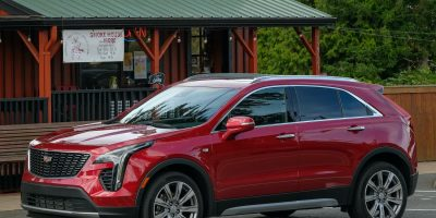 Cadillac XT4 Incentive Takes Up To $5,000 Off In April 2021