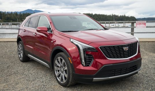 Cadillac XT4 Offer Includes 0 Percent APR Plus $2,500 In November 2020