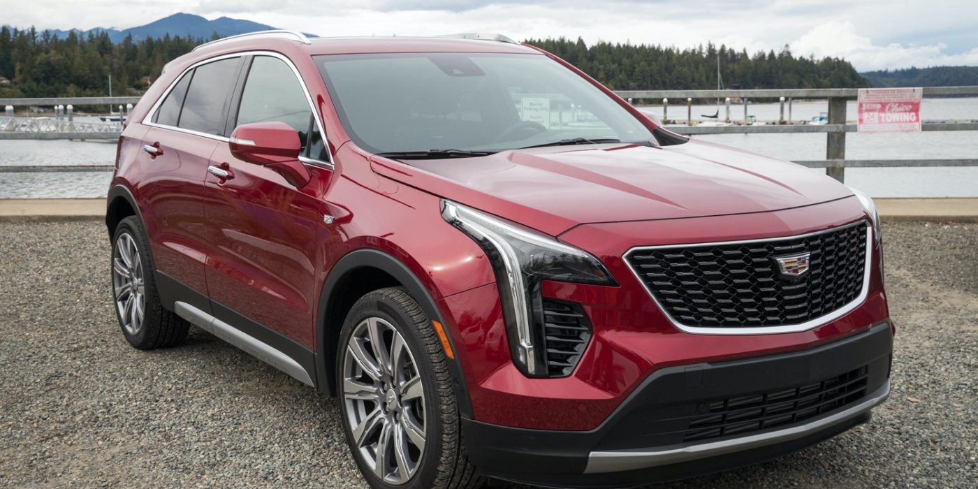 Cadillac XT4 Discount Offers $500 Off Plus Special Financing In September 2021