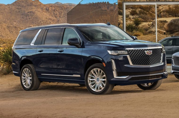 2021 Escalade Launches In The Middle East