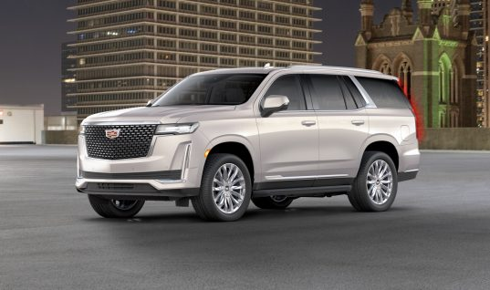 How To Use The 2021 Cadillac Escalade Hands-Free Liftgate: Video