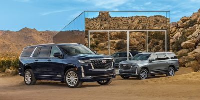 2021 Cadillac Escalade Among The Fastest-Selling Vehicles In March