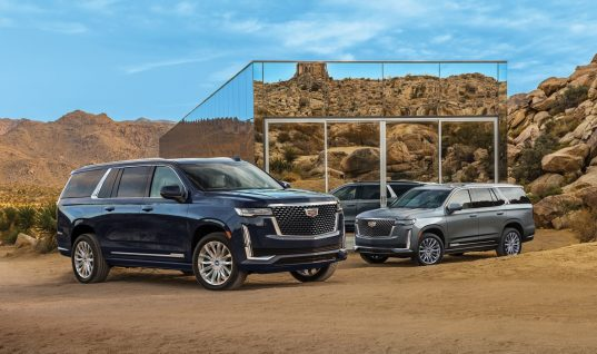 Cadillac Escalade Sales Control Segment With 45 Percent Share In Q4 2020