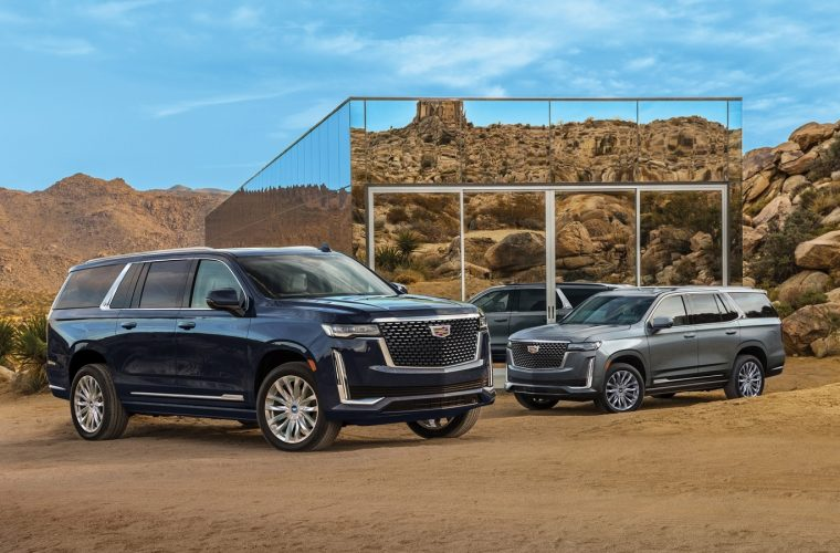Don't Tow With 2021 Cadillac Escalade When Super Cruise Is Active
