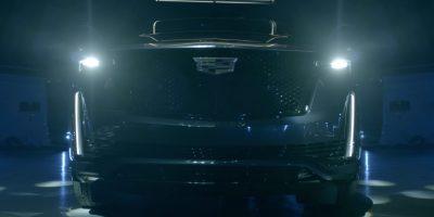 Latest 2021 Cadillac Escalade Ad Features James Blake: Video