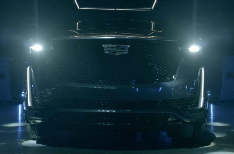 Latest 2021 Cadillac Escalade Ad Features James Blake: Video