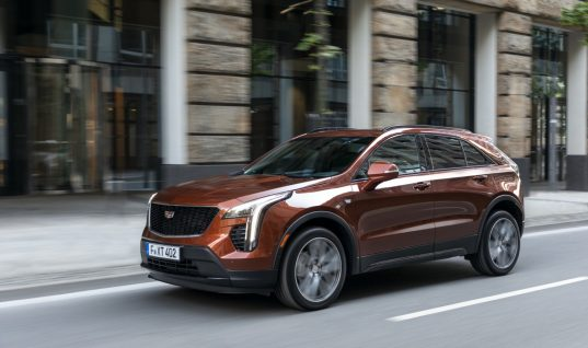 Cadillac Europe Currently Offers Only One Model