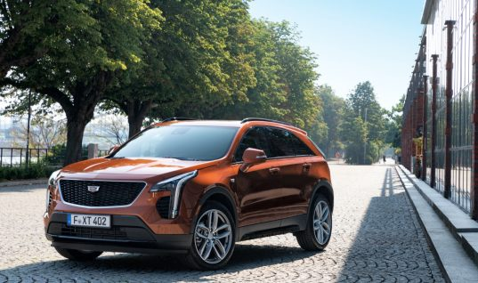 Cadillac XT4 To Resume Production August 16th In Kansas