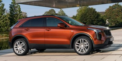 Cadillac XT4 Sales Down 29 Percent During Q3 2020