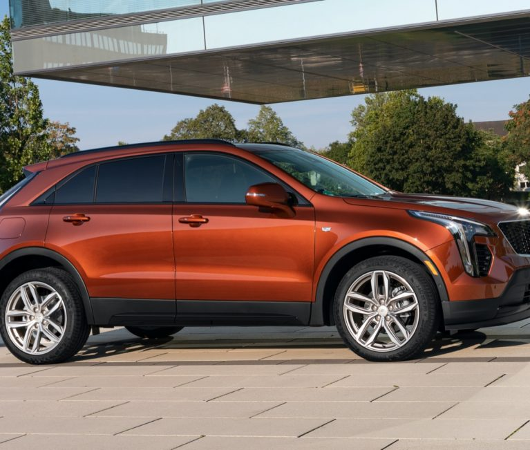 Cadillac XT4 Sales Down 29 Percent During Q3 2020