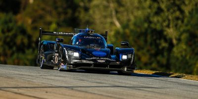 Cadillac Wins Petit Le Mans After Leaders Wipe Each Other Out