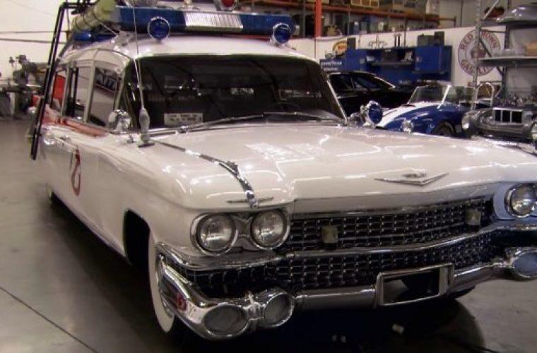 The Original 1959 Cadillac Ecto-1 Has Been Resurrected: Video
