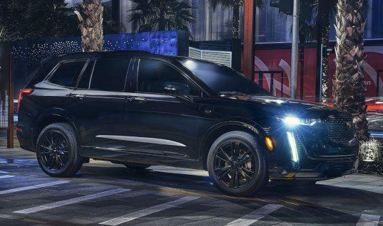 Cadillac XT6 Sales Grow Segment Share During Q3 2020