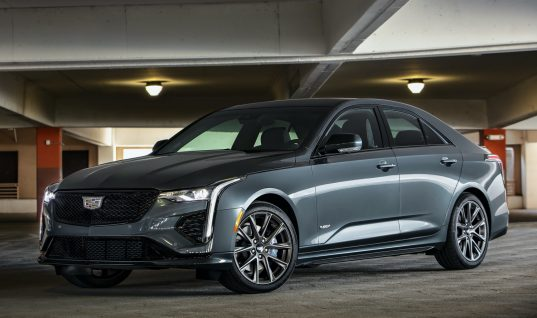 Cadillac CT4 Sales Account For 8 Percent Segment Share During Q3 2020
