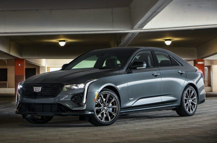 Cadillac CT4 Sales