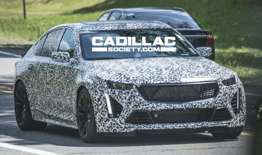 500 Cadillac Blackwing Models Will Be Available In Reservation Program