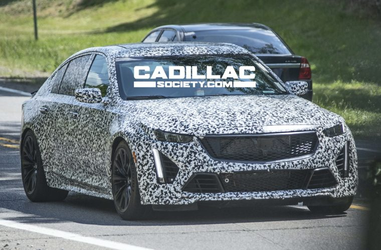 Cadillac V-Series Blackwing Models Will Be Revealed February 1: Exclusive