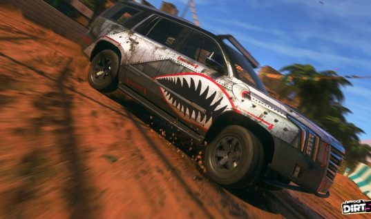 Cadillac Escalade Featured In New DIRT 5 Racing Title