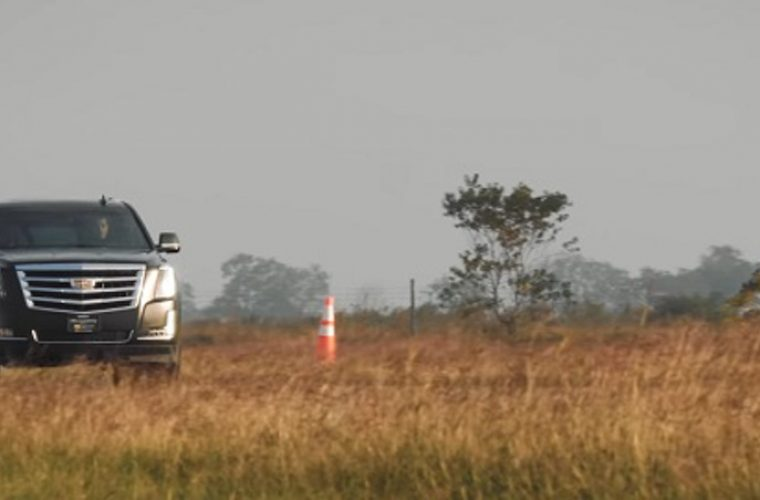 Hennessey-Tuned Fourth-Gen Cadillac Escalade Has 800 Horses: Video