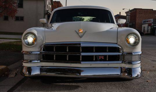 Ringbrothers Reintroduce Retromod 1948 Cadillac 'Madam V'