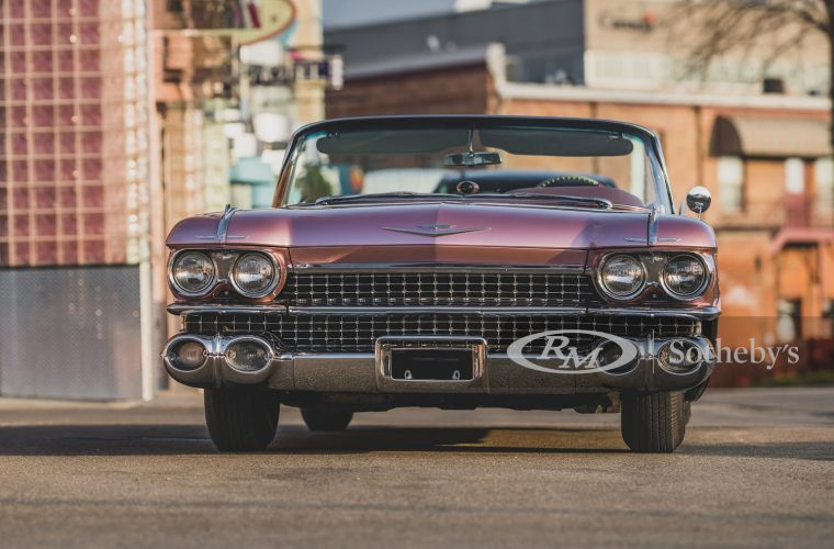 Immaculate 1959 Cadillac Eldorado Biarritz Up For Auction