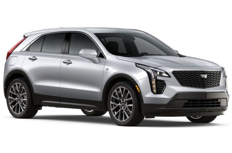 2021 Cadillac XT4 Offers New Onyx Sport Package