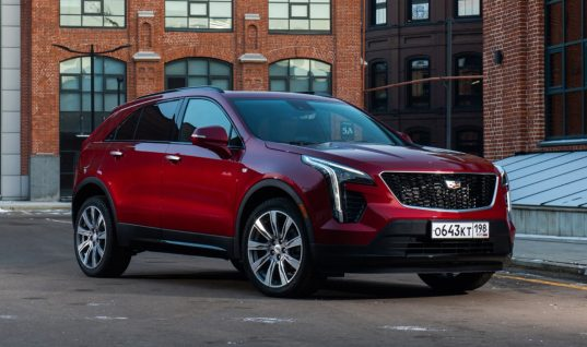 Cadillac XT4 Sales Lag Behind Competition In Q4 2020