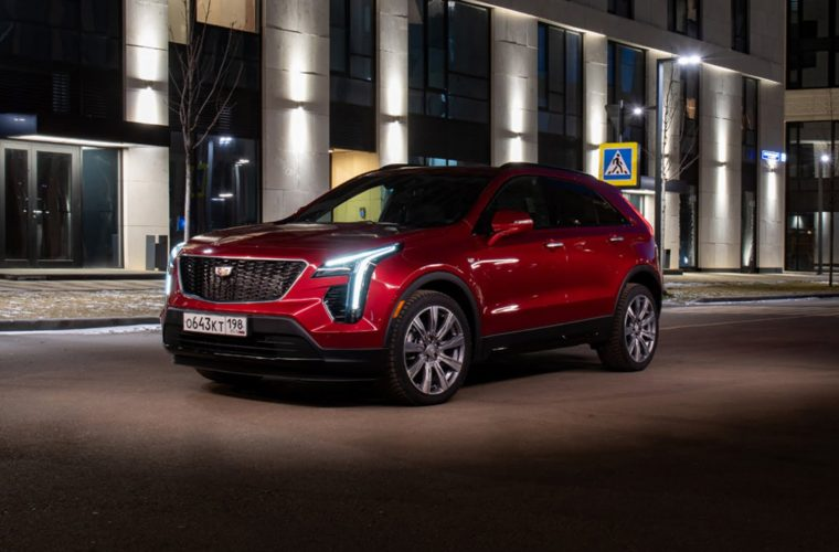 2022 Cadillac XT4 To Drop NFC Mobile Device Pairing