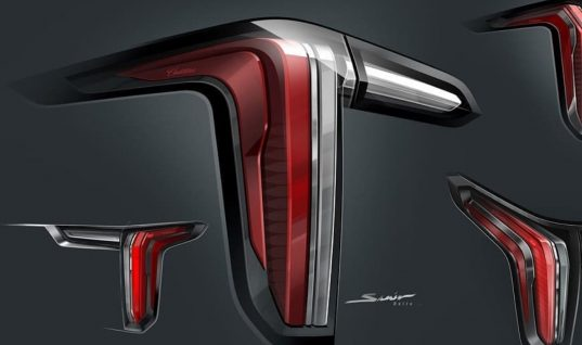 Cadillac Taillight Concept Designs Show That Luxury Is In The Details