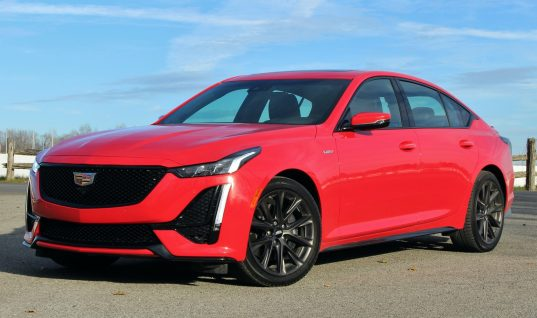Cadillac CT5 Sales Account For 8 Percent Segment Share During Q4 2020