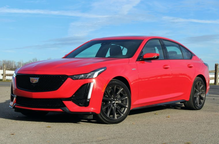 Cadillac CT5 Discount Offers 0.9 APR Plus $500 Off In July 2021