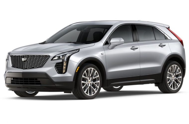 2021 Cadillac XT4 Now Available With New Radiant Package