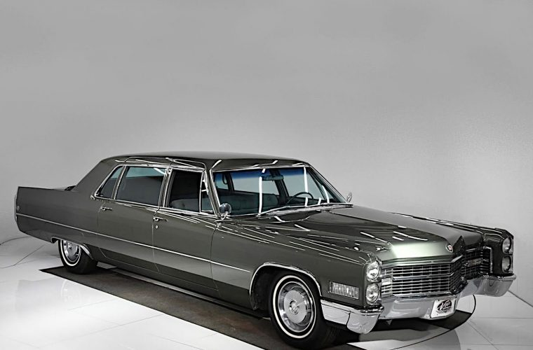 Immaculate Cadillac Fleetwood 75 For Sale: Video
